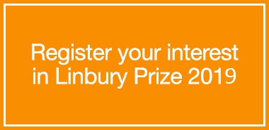 Register Your Interest in Linbury Prize 2019