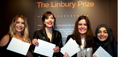 Linbury Prize 2017 winners